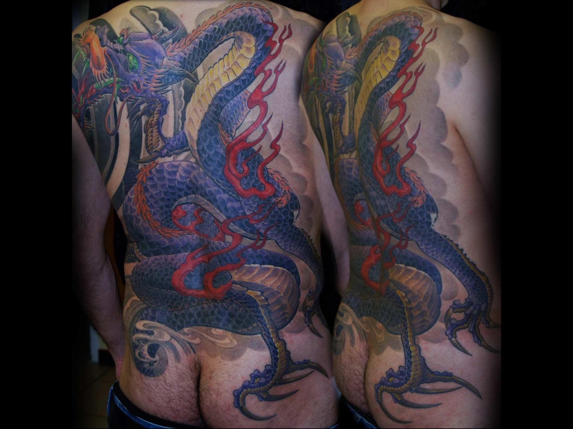 Japan-Drache-Tattoo-Muenchen-1