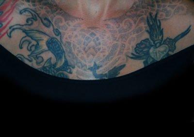 Ornament Mandala Tattoo