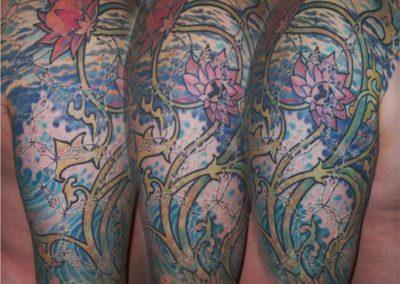 Religionen der Welt Tattoo