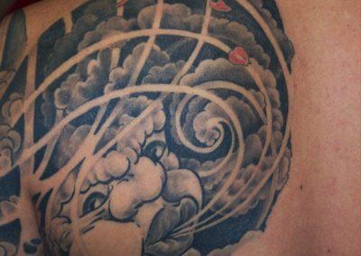 Windbeutel Tattoo