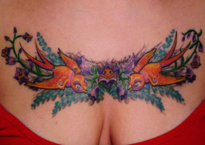 Veegel´schen Tattoo