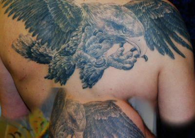 Adler Tattoo München