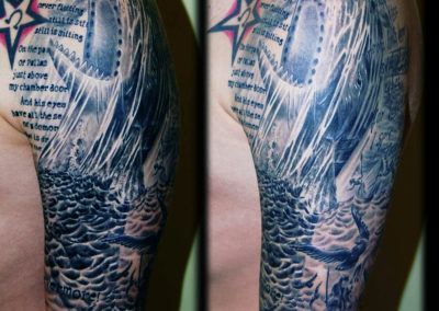 Moby Dick Trash Tattoo München