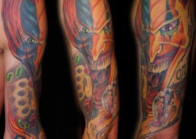 Joker Tattoo München
