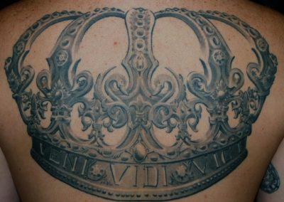 Königs Krone Tattoo München