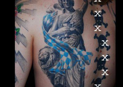 Bavaria Tattoo München