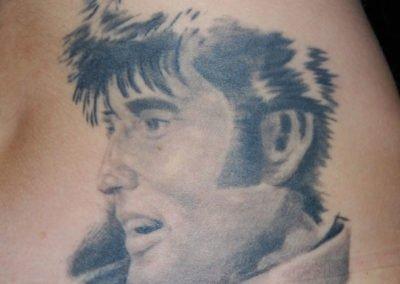 Elvis Tattoo