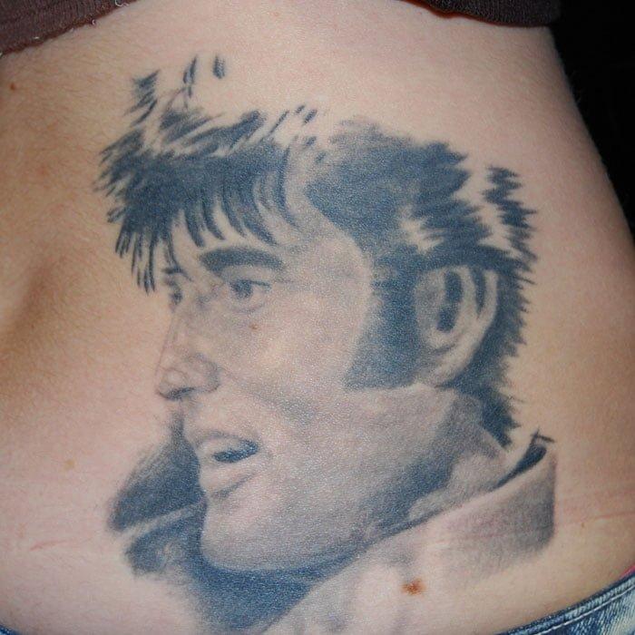 Elvis Tattoo München
