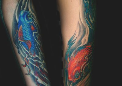 Fische Tattoo