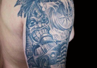 Tiki Tattoo München