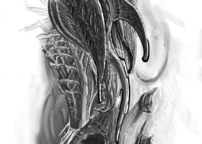 Tattoo Sleeve Wanna Do Alien Alienqueen