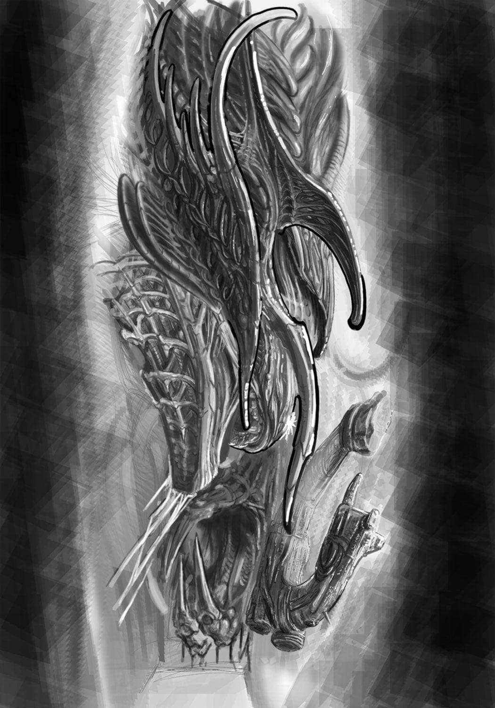AlienZeichnung2